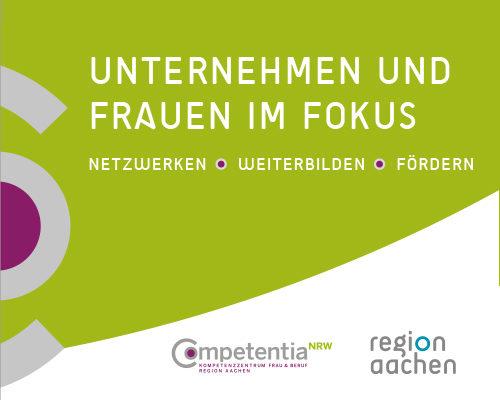 Kompetenzzentrum Frau und Beruf Region Aachen